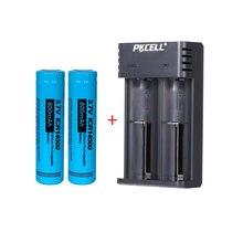 Литий ионная аккумуляторная батарея pkcell icr 14500 800 мАч