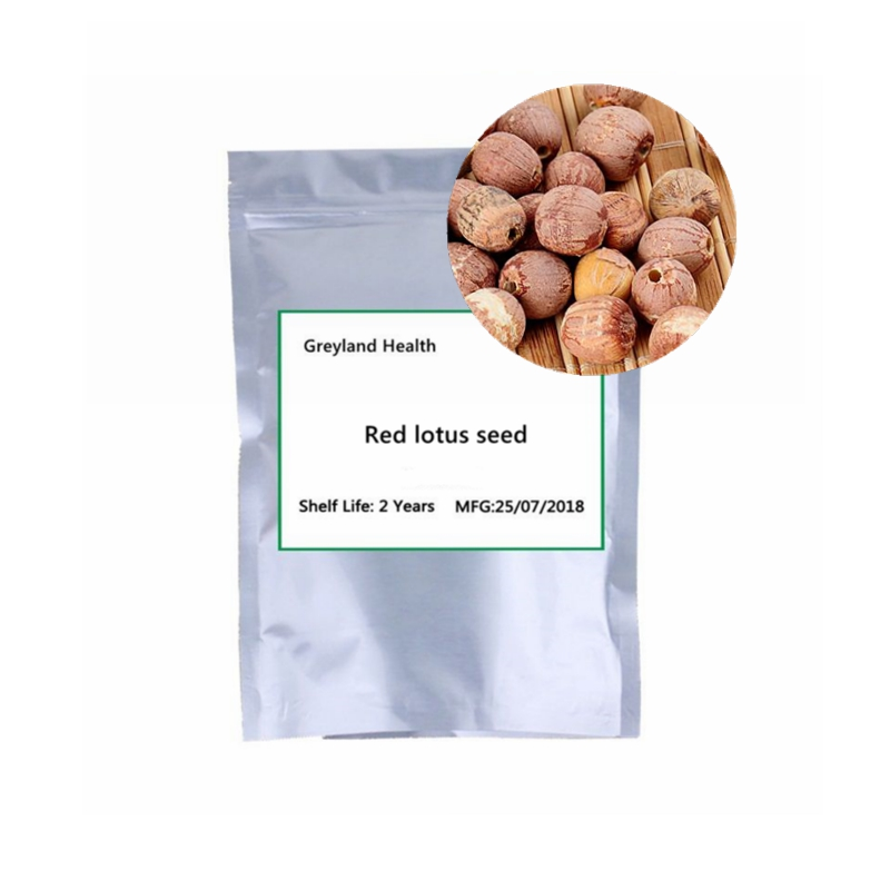 Red lotus seed Calcium supplement, protein supplement, blood pressure reduction, digestion, calming, kidney tonifying, sleep, a image