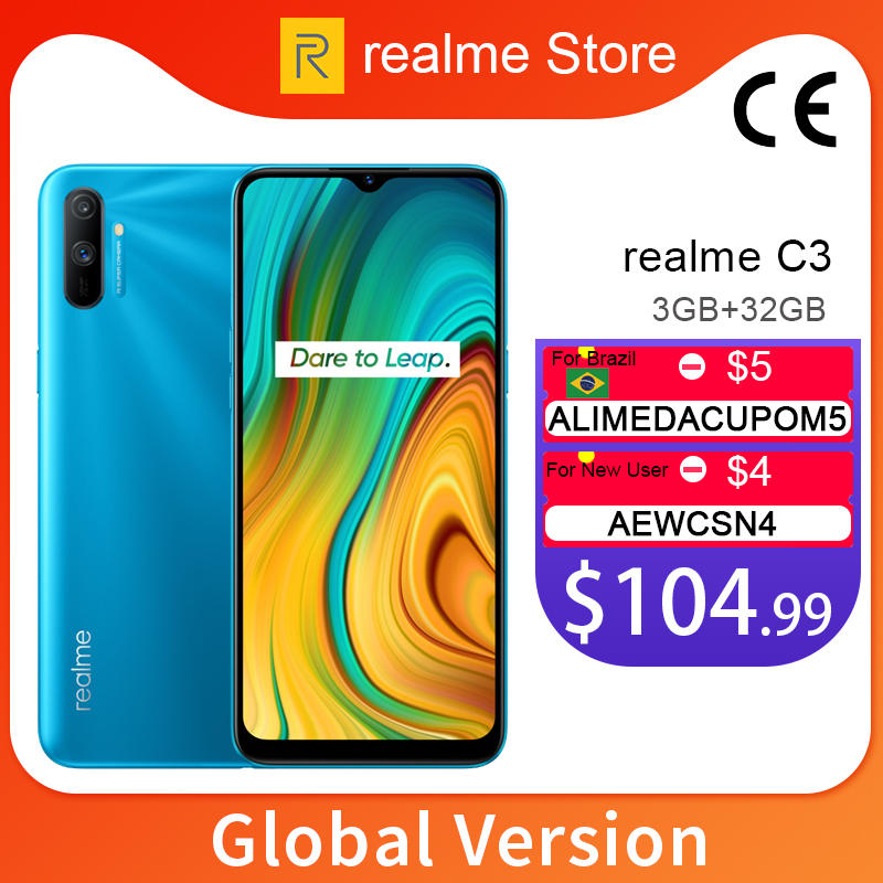 Realme 32gb 3GB WCDMA/LTE/GSM Octa Core Face Recognition/fingerprint Recognition 12MP