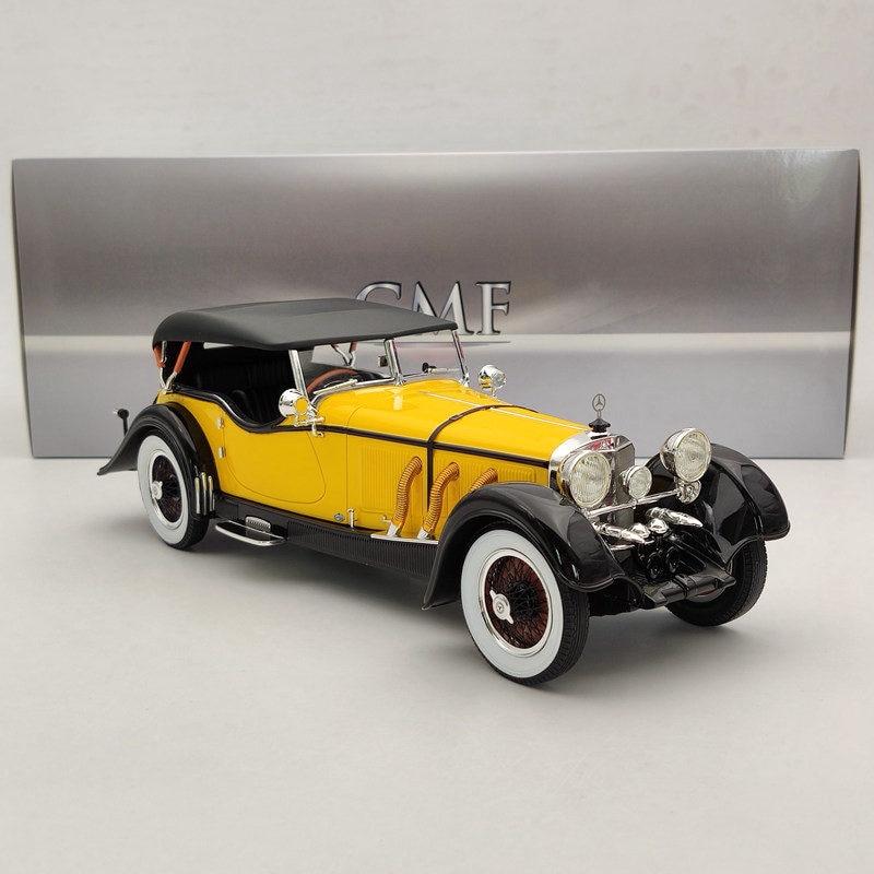 CMF 118 Für M ~ cedes B ~ nz TYP 26/80 Sport Viersitzer Buhne 1928 CMF18135 Harz Modelle Limited Edition sammlung Auto Geschenk