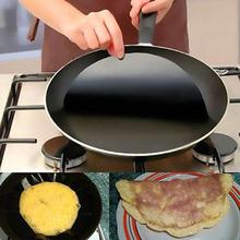 Grill pieczenie w kuchni maty wysokiej temperatury nieprzywierająca patelnia do smażenia Pan narzędzie do gotowania 2 sztuk tanie tanio PlumHOME CN (pochodzenie) non-stick pan mat 24cm iron Bez pokrywę garnka