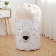 Bolsa de almacenamiento plegable, colcha, colcha, armario, caja organizadora, bolsas de oso para el hogar, contenedor, organizadores