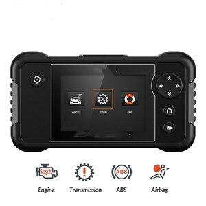 Automotive scanner diagnostic