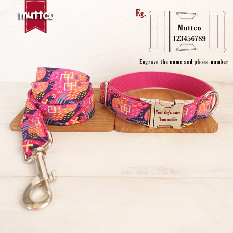 New Dog Leash In Leashes Pet Products In Dog Collar And Leash Pets Accessory For Large Dogs Supplies For Running And Training in Sets from Home Garden