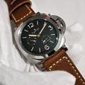 Luxus Marke Neue Männer Automatische Mechanische Sapphire Edelstahl Silber Schwarz Leder Uhr Power Reserve Leuchtende Uhren