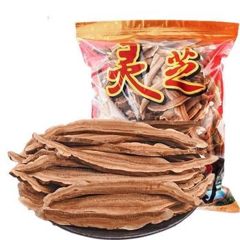 Hot sale Changbai Mountain Wild ganoderma ganoderma lucidum slice Anti-tumor prevent cardiovascular disease Improve immunity