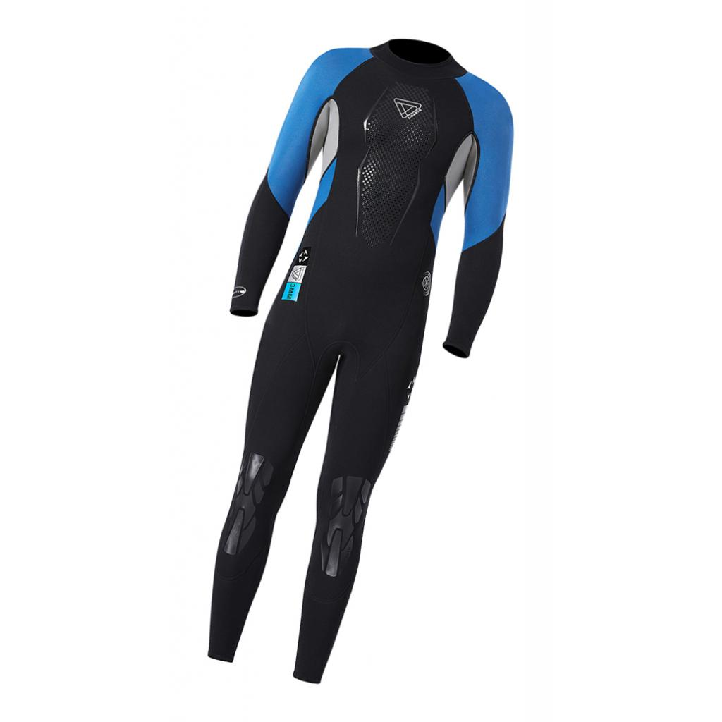 Scuba Diving Full Suit Mens Full Body Spearfishing Wetsuit Swimwear Comfortable & Flexible Choose Sizes Diving Wetsuit