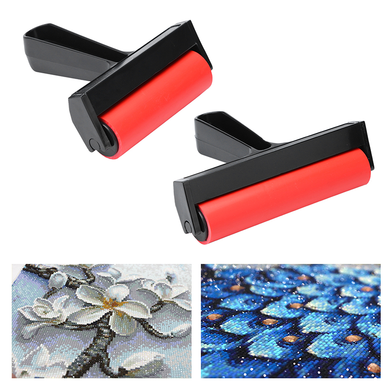 5D Diamond Painting Tool Rubber Roller DIY Diamond Painting Accessories for Diamond Painting Sticking
