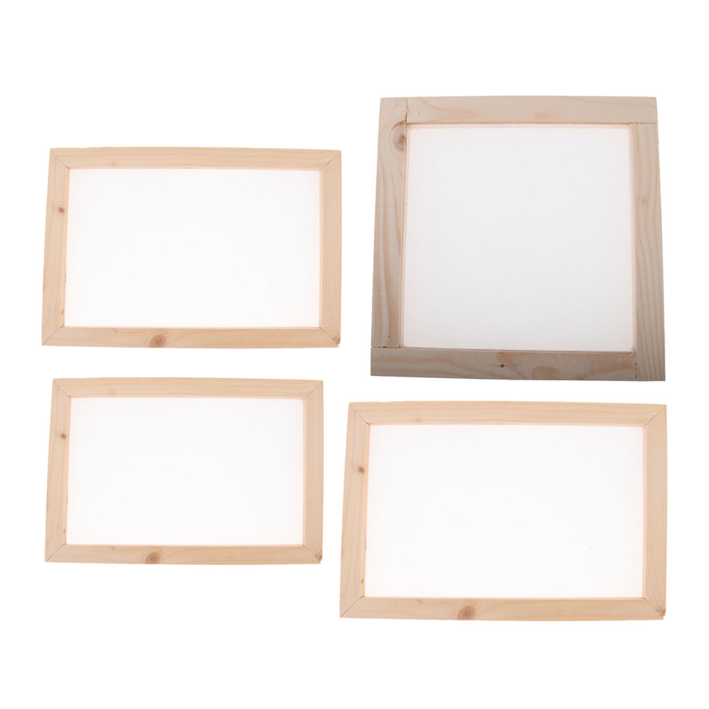 Метод изготовления древней бумаги, деревянное изготовление бумаги, изготовление бумаги, рамка, экран для рукоделия «сделай сам», принадлеж...