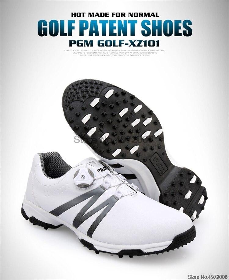 golfe spikes unhas anti-skid traning sapatos atléticos d0469