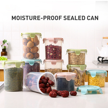 Food Storage Tank Round Preservation Moisture Proof Insect Heat Resistant Cold Thicken