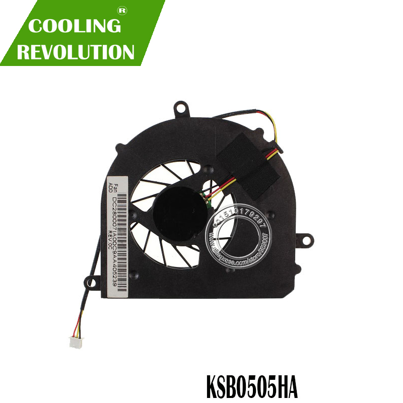 Laptop CPU Cooling Fan For Lenovo Ideapad U450