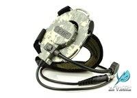 מכשיר הקשר Z-TAC באומן Evo Z029 אוזניות III הצבאי ציד מכשיר הקשר (2)