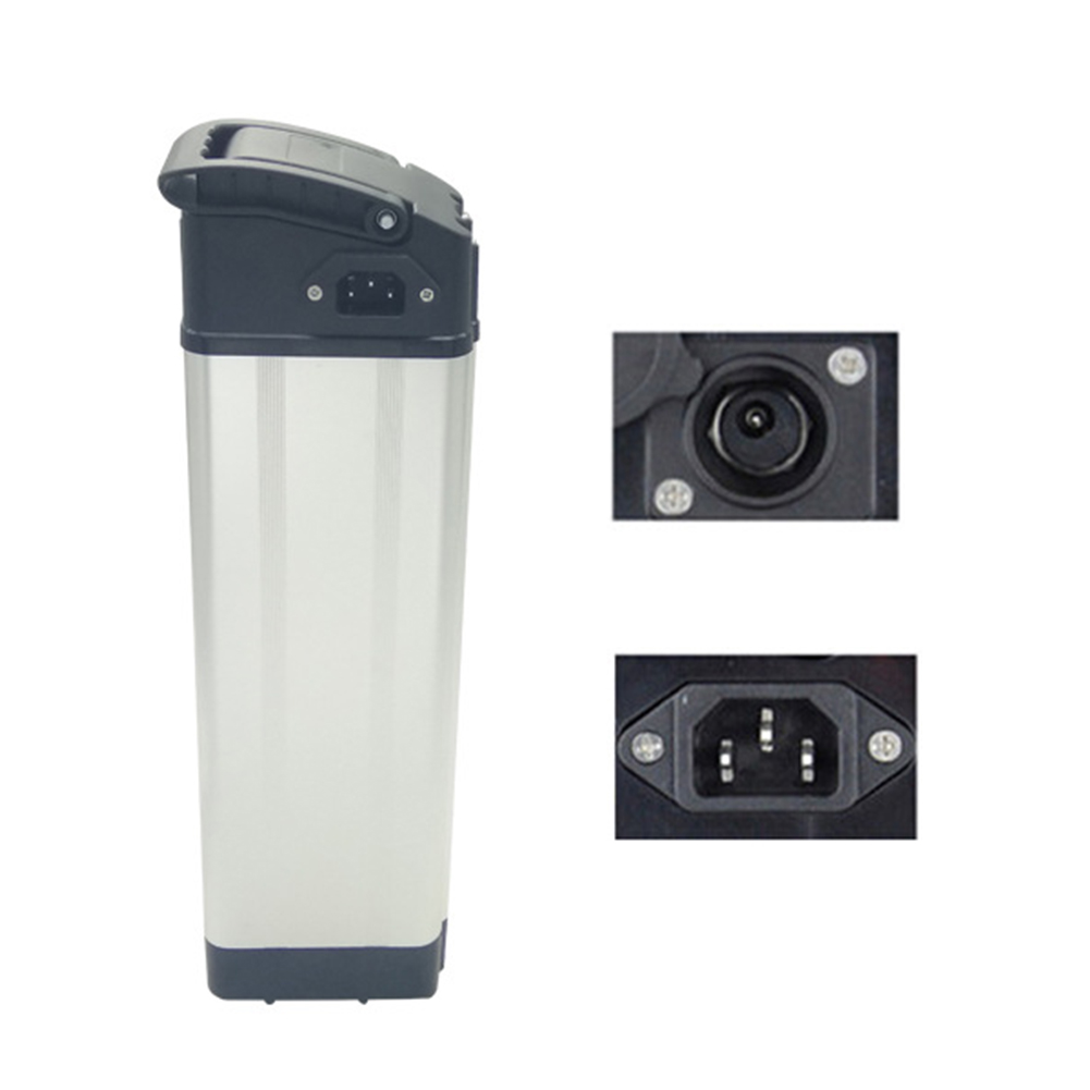 Battery Box Protective Storage For Electric Bike E-bike 36V 48V Holder Case Aluminum Alloy And Plastic Profession New S20