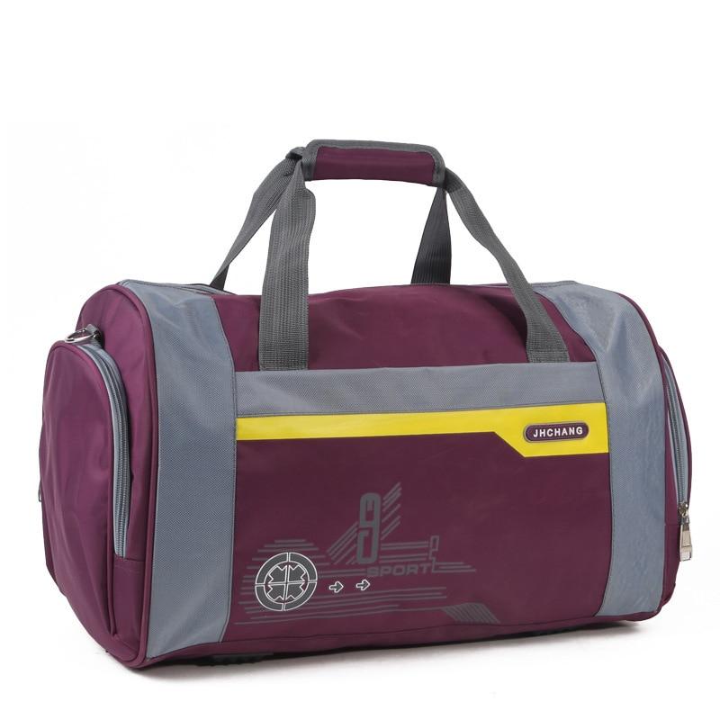 Manufacturers Wholesale Natural Detox Jebo Large Capacity Travel Bag Women's Hand Shoulder Sports Bag Gym Bag Men's Business Sho