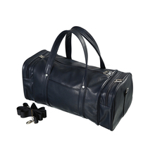 Outdoor Gym Bags Travel Bag PU Leather Duffel Bags Fitness Training Shoulder Sports