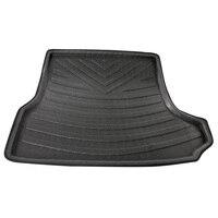 Tronco traseiro carga boot esteira forro bandeja piso tapete para bmw x3 e83 2004 2005 2006 2007 2008 2009 2010 acessórios do carro -