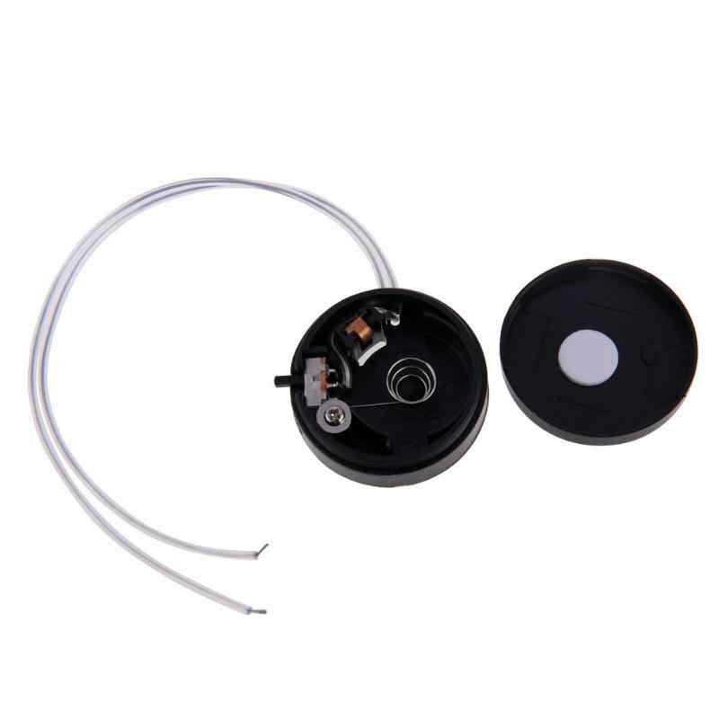 2 * CR2032 دائري عملة زر خلية حافظة بطاريات صندوق صغير زر حامل البطارية صندوق محول مع سلك تشغيل/إيقاف التبديل يؤدي