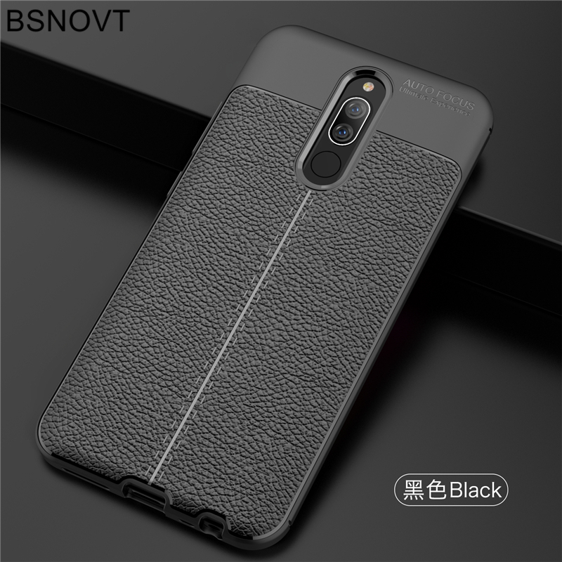 For Xiaomi Redmi <font><b>8</b></font> Case Soft Silicone Luxury Leather <font><b>6.22</b></font> inch Anti-knock Phone Case For Xiaomi Redmi <font><b>8</b></font> Case For Redmi <font><b>8</b></font> Cover image