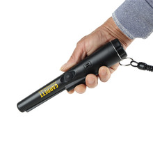 Metal-Detector Pinpointing Gold-Coin Sensitive Hand-Held Ce with Bracelet for Upgraded