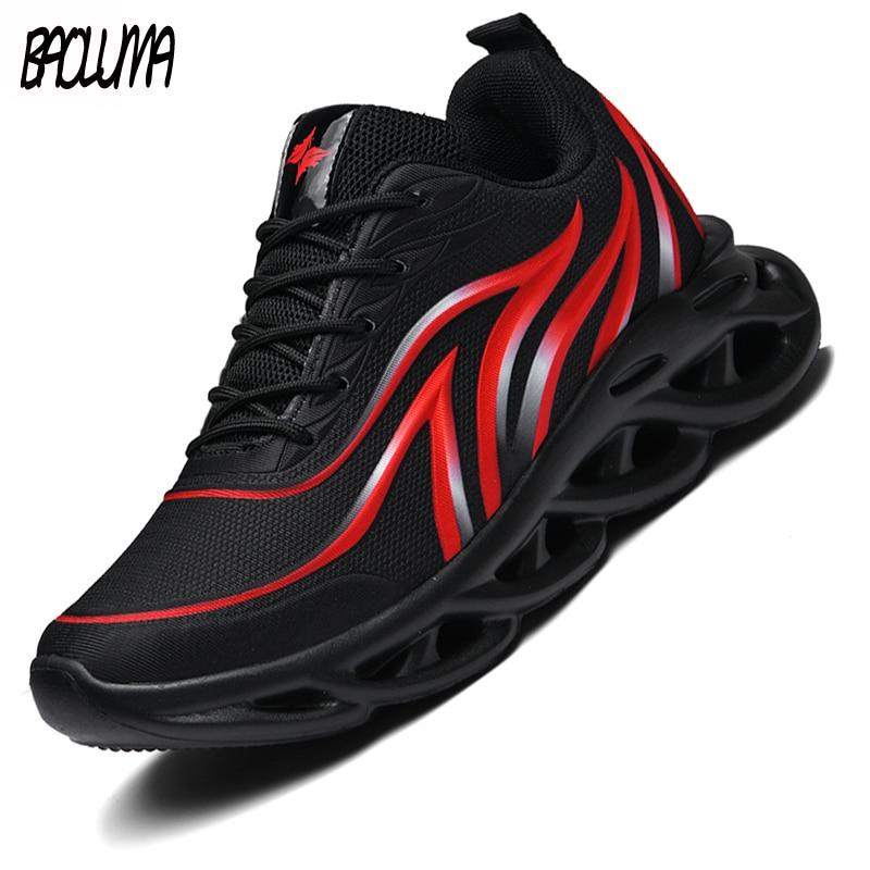 Hot Sale New Men's Summer Shoes Thick Sole Hip Hop Men's Sneakers Lightweight Fashion Men Shoes Breathable Men's Footwear 39-46