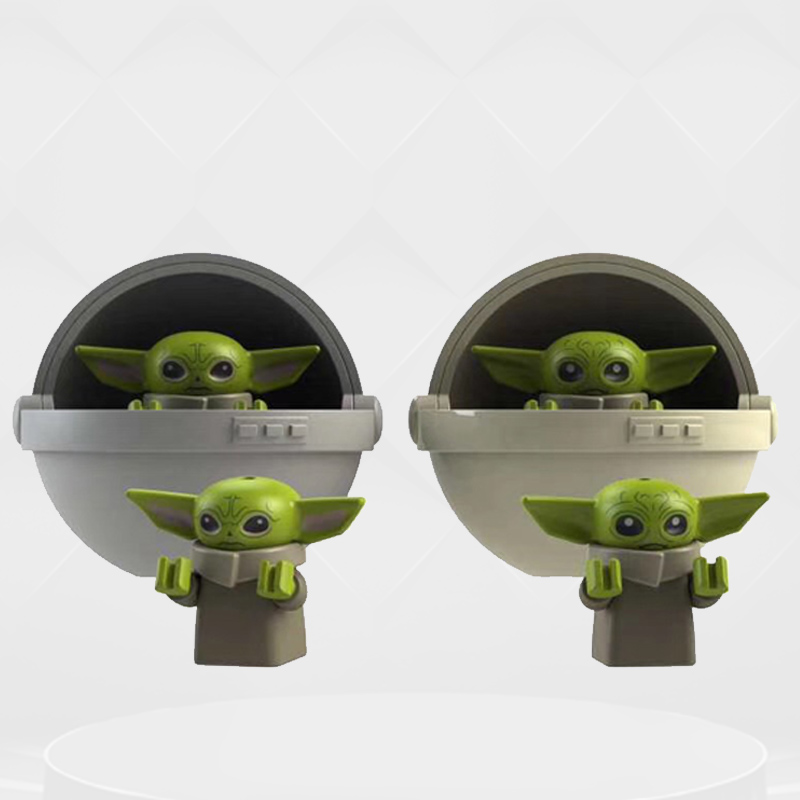 Star Warss Building Blocks Baby Yoda Mandalorian Knights Of Ren Master Yoda Bricks For Kids Toys For Children KT1039