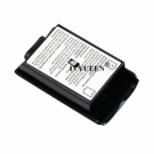 Image 4 - IVYUEEN 20 pcs Xbox 360 무선 컨트롤러 AA 배터리 백 케이스 블랙 화이트 배터리 팩 커버 교체 하우징 쉘