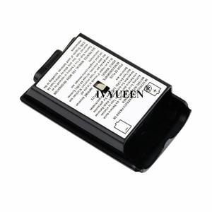 Image 4 - Ivyueen 20 xbox 360 ワイヤレスコントローラー単三電池ケースホワイトバッテリーパックカバーの交換ハウジングシェル