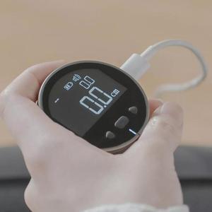 Image 4 - Xiaomi Duka mini Q righello elettronico Telemetro USB di Ricarica Ad Alta Precisione di Misura righello Elettronico per irregolare oggetti