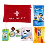 Conjunto Verão Arrefecimento prevenção de Insolação Segurança Do Trabalho Empregado Benefício Térmica Saco De Primeiros Socorros de Emergência Médica Cuidados Presente Stor|Camisetas p/ ciclismo| |  -