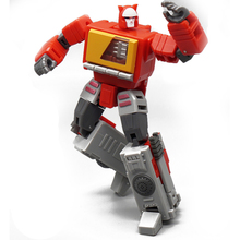 Transformatie Mft MF 49 MF49 Blaster Figuur Speelgoed Recorder Model Action Figure Transformer Speelgoed G1