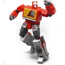 Trasformazione mft MF 49 MF49 Blaster Figure Toy Recorder Modello Action Figure Trasformatore Giocattoli G1