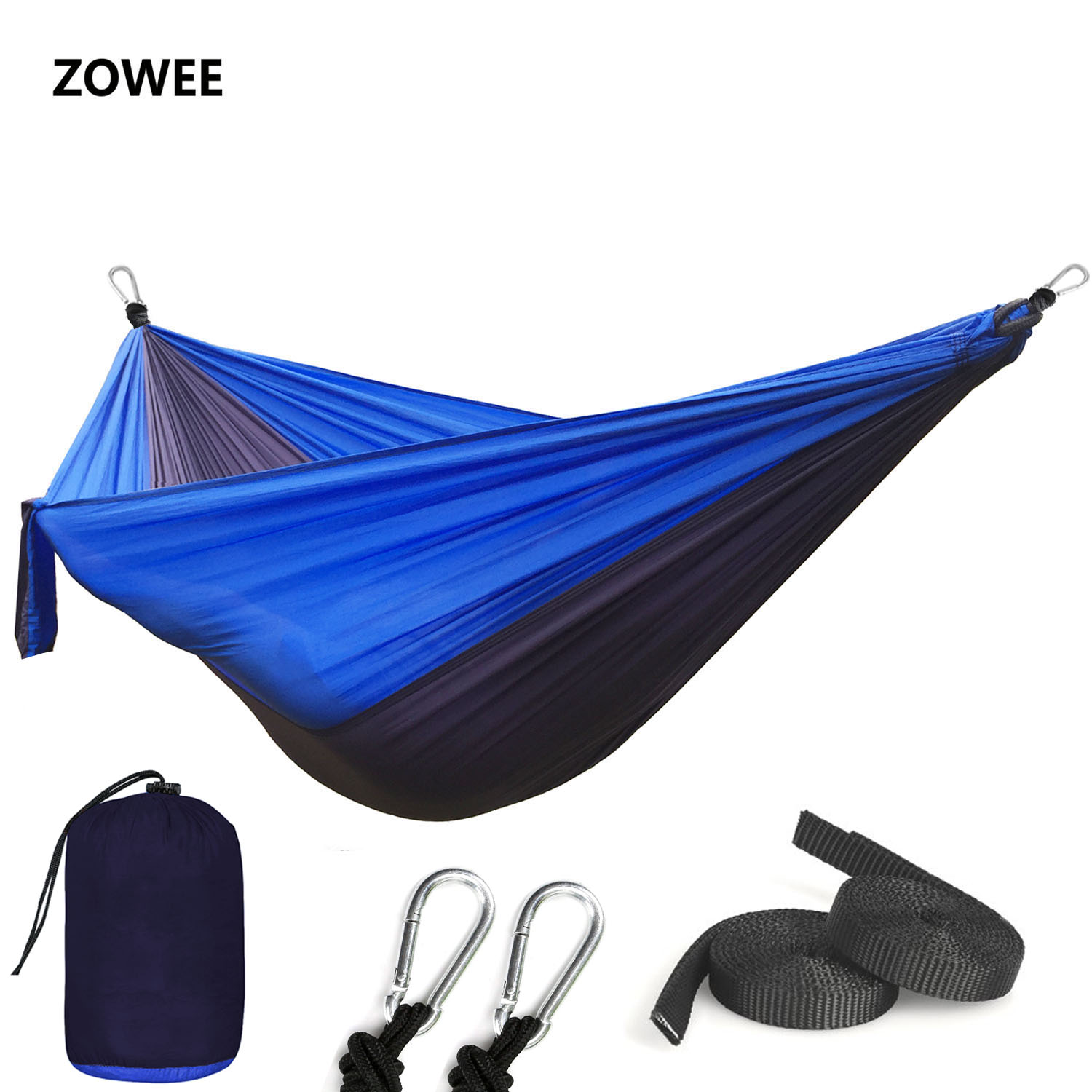2Pcs Gadget Storage Bags Pouch for Fishing Camping Hiking Hammock