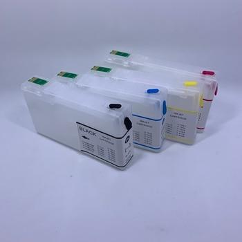 YOTAT refillable T6771 - T6774 ink cartridge for Epson WorkForcePro WP-4011 WP-4531 WP-4511 WP-4521 WP-4011 WP-4511 WP-4521 фото