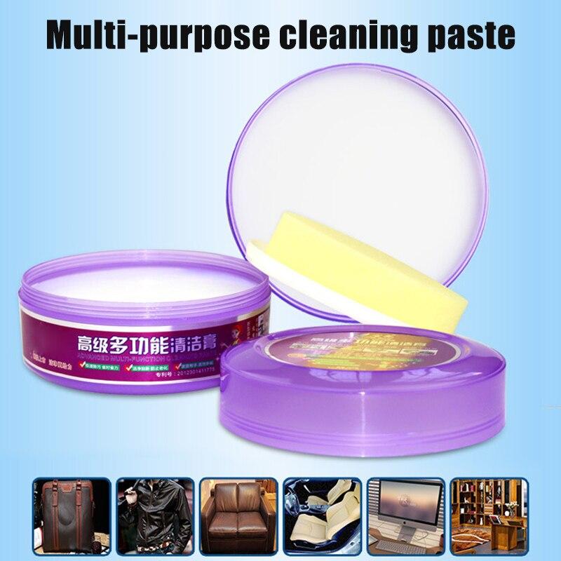 Multi Purpose Magic Cleaner Leather Refurbishing Cleaning Cream Repair Tool M8617|Spot Rust & Tar Spot Remover| |  - title=