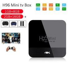 H96 Mini H8 Android 9.0 Smart TV BOX 2GB/16 GB TVBOX Rockchi