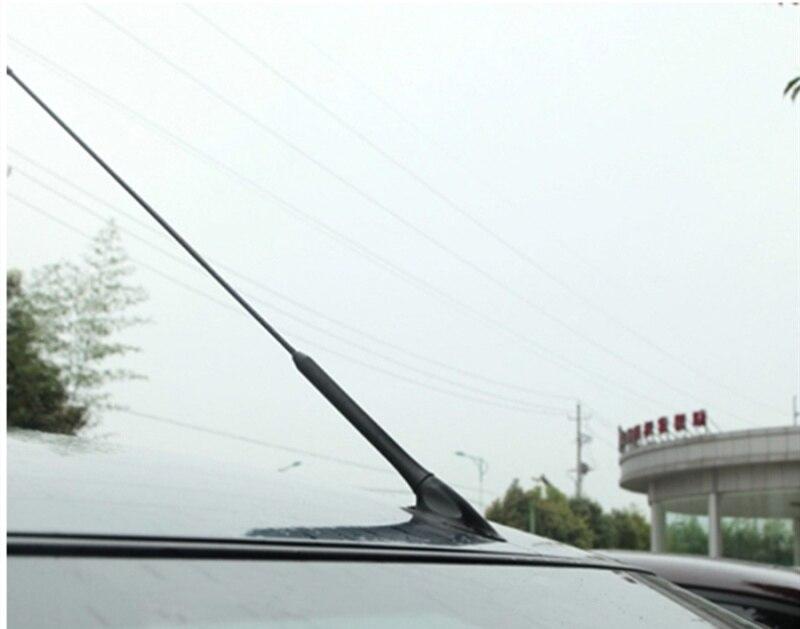 WRC Carbon Fiber Radio Car Antenna Auto Accessories for Infiniti Q50 QX50 EX37 FX45 G20 JX35 J30 M30 M35 M45 Q40 Q45 QX56