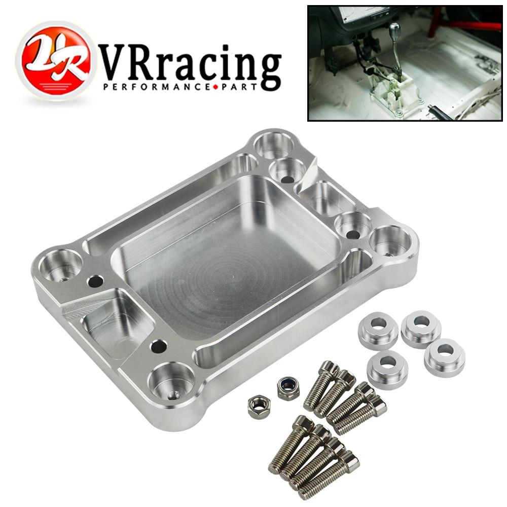 VR - Billet Shifter Base Plate For Civic Integra RSX / K20 K24 K-Series engine EG EK DC2 EF VR-SBP01