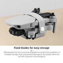 Stabilizer Holder Eco friendly Safety Propeller Elements Playing for DJI Mini 2/Mini Props Blade Fixer Mount Base