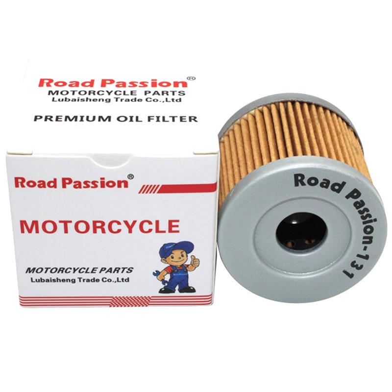 Road Passion Filtro de aceite para HYOSUNG RT125 KARION 2004-2008 RX125 2003-2004 RX125 SM//D 2007-2008 XRX125 2000-2008