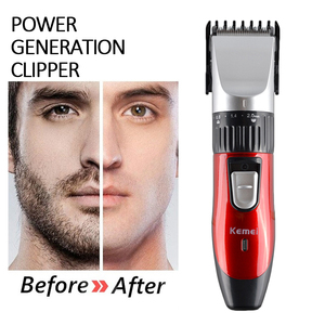 Electric shaver, beard trimmer