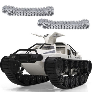 1/12 RC 4WD Drift Tank 2.4G High speed EV2 Tank RTR Remote control armored vehicle 380 Motor toys for children
