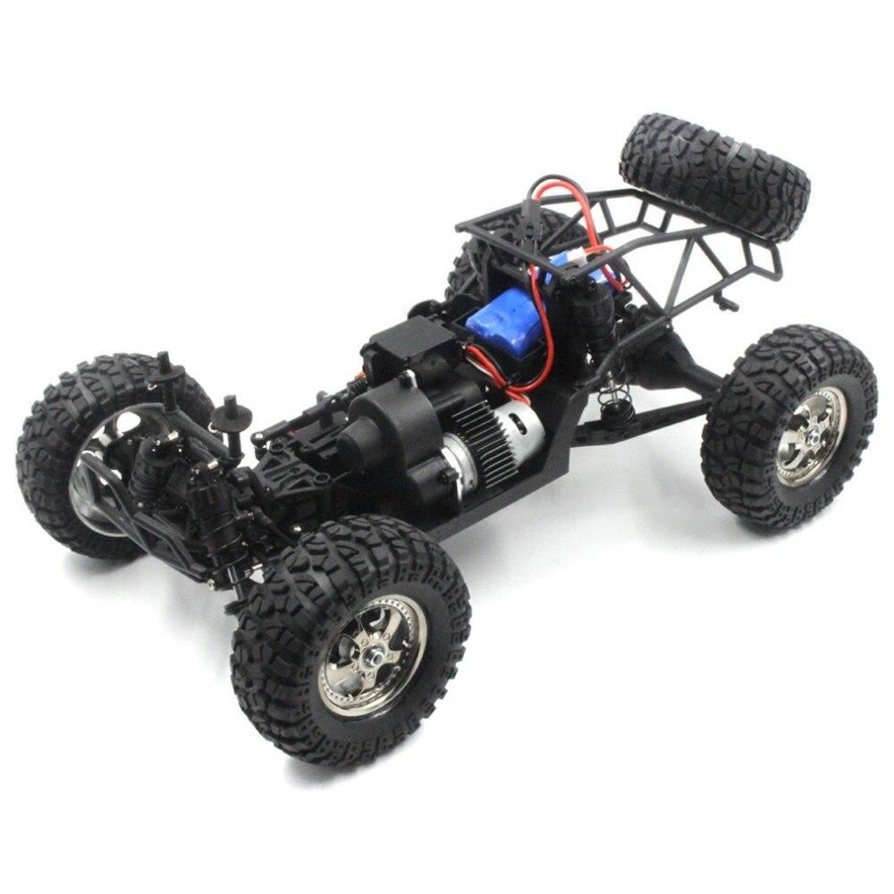 HBX 12889 1/12 2.4G 26 km/h Propulsore 4WD RC Truggy Off Road Camion del Deserto Due Modalità di Velocità di RC Auto giocattoli Per I Bambini - 4