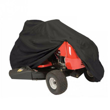 Mower-Cover Uv-Protection-Cover Lawn for Fallen-Leaves Black-Color 3-Size Shovel