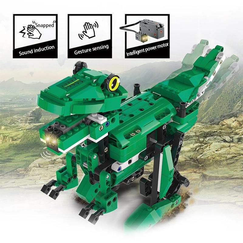Cada C51035 Electric Crocodile Dinosaurs