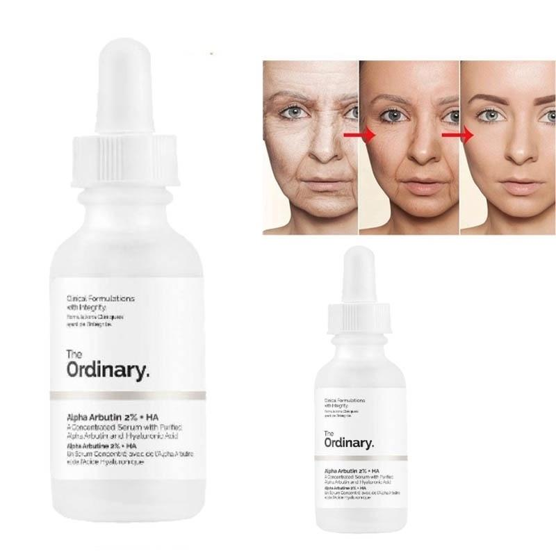 The Ordinary Niacinamide 10% + Zinc 1% 30ml  Anti-Aging Skin Repair Skincare Whitening