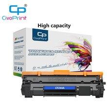 Civoprint 2020 новые HP 244A hp 44A CF244a чипы CF244 44A для HP MFP M28 M28a M28w LaserJet Pro M15 M15a M15w картридж с тонером