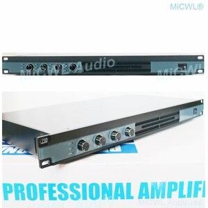 Image 5 - MiCWL – amplificateur de puissance numérique à 4 canaux, 5200W, karaoké, Studio, Microphone Audio, haut parleur de nouvelle génération, ampli 2600W, 2 canaux