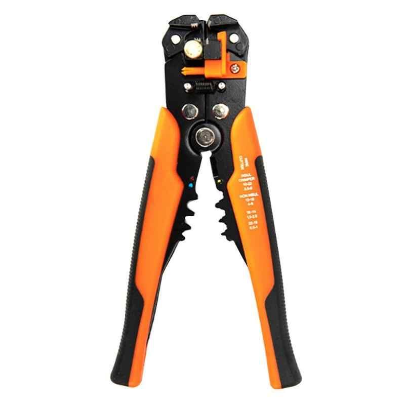 Piegatore Taglierina Cavo Spogliarellista Filo Automatico Multifunzionale Stripping Tools Pinze di Piegatura Terminale di 0.2-6.0mm Strumento