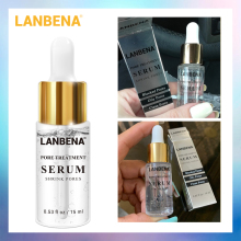 LANBENA Pore Treatment Essence Nose Blackhead Remover Acne Treatment Shrink Pores Skin Firming Face